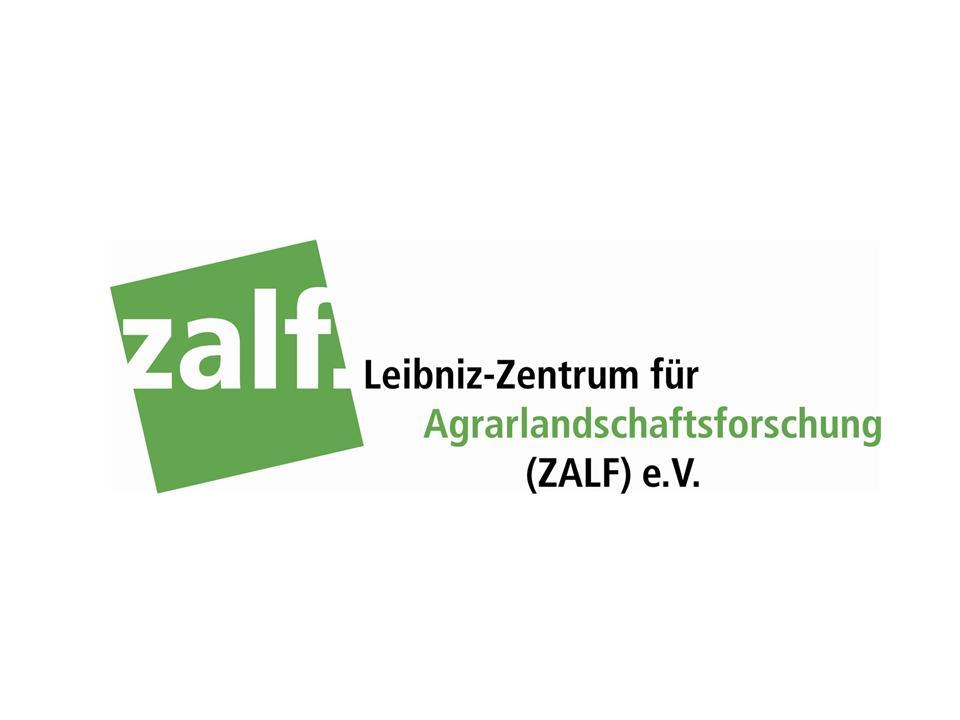 The Leibniz-Centre for Agricultural Landscape Research e.V.